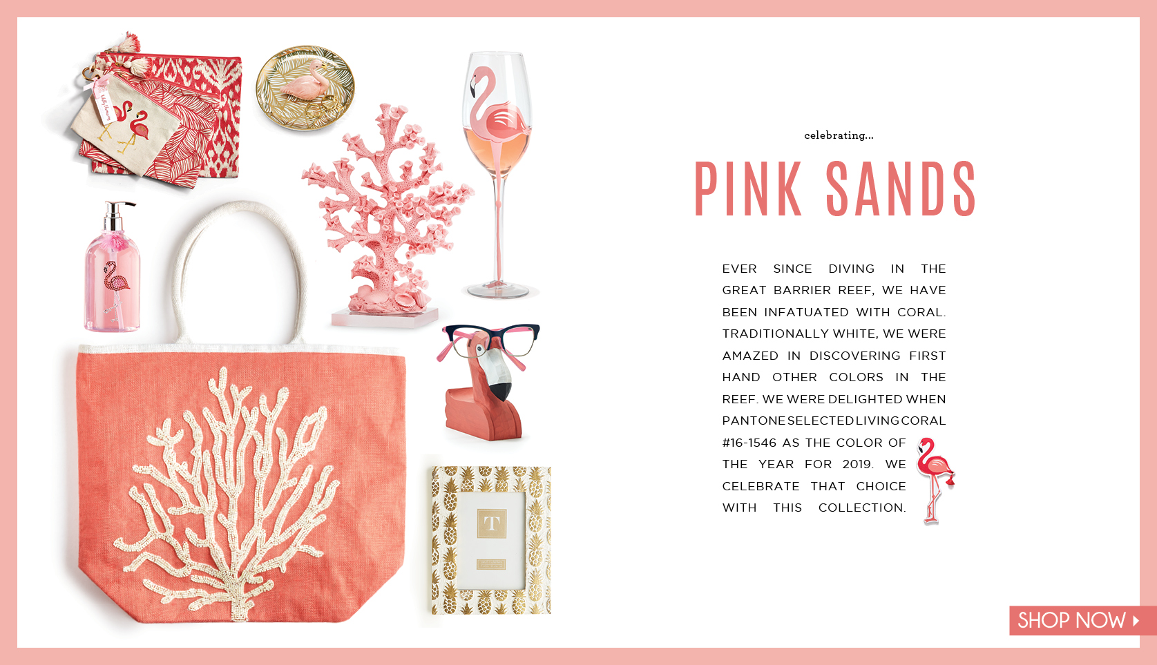 Pink Sands Collection image